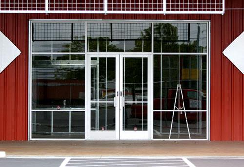 Modern Glass Inc Los Angeles California Proview